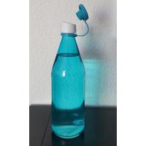 Botella Agua De Vidrio 1 Litro