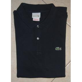 Camisas Polo Lacoste Azul Marinho Frete Gratuito Calcados Roupas ... c19e3ac63f