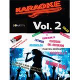 Pen Drive Karaoke Segunda Parte !!!