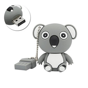 Portworld Lindo Usb 16gb Animal 2.0 Flash Drive Envío Gratis