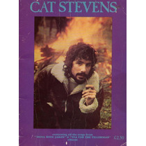 Cat Stevens - Tablatura Partitura Libro