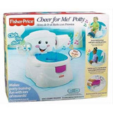 Fisher Price Bacin Original Musical Bebe Aprende Porta Rollo
