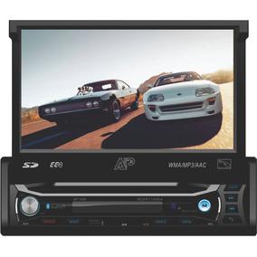 Dvd Retratil Aguia Power Tv Gps Bluetooth Touch