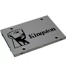 Disco Solido Ssd Kingston A400 120gb Sata3 500mb/s Gamer