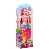 Mattel Barbie Muñeca Sirena Reinos Magicos