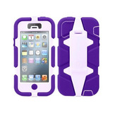 Griffin 605412-sfpl Survivor Case Para Iphone 5 / 5s - Paque
