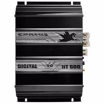 Modulo Amplificador Automotivo Corzus Ht600 600 Rms Digital