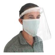 Mascara Protectora Facial + 10 Barbijos Mascarilla Tapaboca