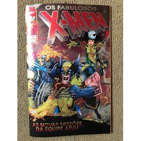 Coleção Completa Os Fabulosos X-men 1 Ao 55