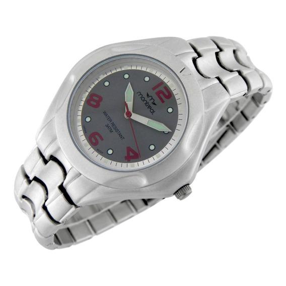 Reloj Montreal Mujer Ml753 Sumergible Envío Gratis