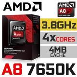 Pc Completo Amd A8 7650kr7 Ram 8gb, Video 4gb, Disco 500gb