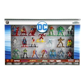 Dc Nano Metalfigs 20-pack Figuras Metal De 4cm Original