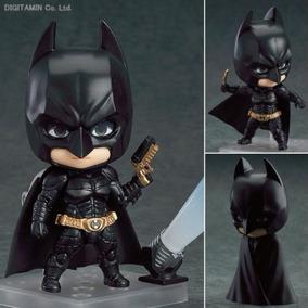 Anime Boneco Batman Figura Nendoroid 469 Edição Herói Pvc