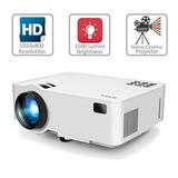 Proyector De Video, Proyector De Cine En Casa Htll, 1500lume