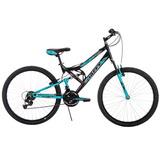 Bicicleta Montaña Huffy Doble Susp. Nueva Envío Gratis