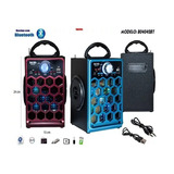 Bocina Link Bits Bluetooth, Fm, Micro Sd, Aux, Mp3, Luz Led,