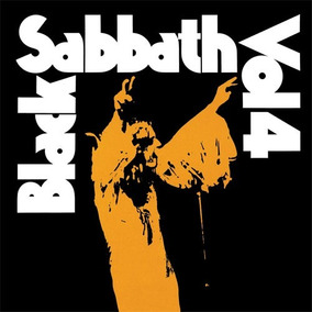 Lp Black Sabbath Vol 4 180gr Importado Usa Lacrado