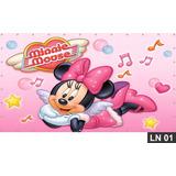 Minnie Painel 2,00x1,00 Lona Festa Aniversario Decoração