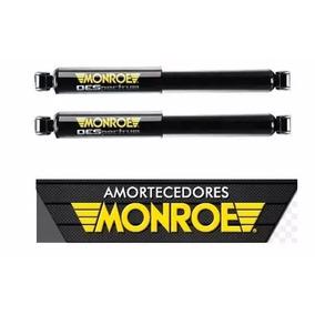Par Amortecedor Traseiro S10 2012 2013 2014 2015 2016 Monroe