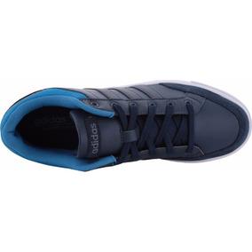 Zapatillas adidas Neo Cacity Hombre Azul Usadas Como Nuevas