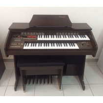 Orgão Harmonia Hs 200 49 Teclas !! Dual Voice. Na Jubi !!