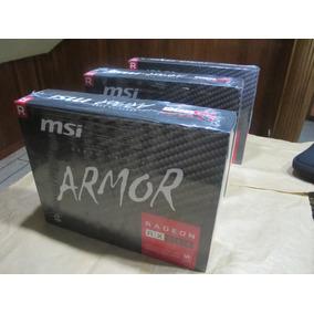 Gpu Tarjeta Video Msi Radeon Rx 580 Armor 4g Gddr5 Ether