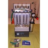 Banco De Prueba Y Limpia Inyectores Mb + Generador De Pulso