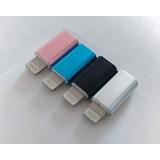 Adaptador Micro Usb V8 Para 8 Pinos Iphone 5 5s Iphone 6 6s