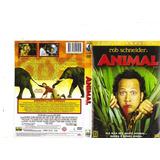Dvd Animal - Rob Schneider, Original, Comédia, Dublado