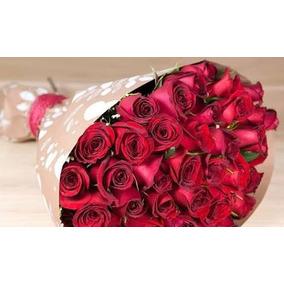 Ramo De Rosas 108 Rojas
