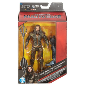 Aquaman Liga Justicia Dc Comics Multiverse Baf Steppenwolf