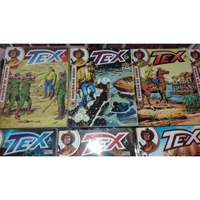 Tex Ouro Lote Com 21 Edições