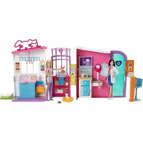 Barbie Hospital Dos Bichinhos - Mattel Fbr36