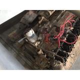 Motor Chevrolet 6 Cilindros Y Caja 3era