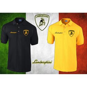 70c351ba21d59 Camisetas Lamborghini Tipo Polo - Camisetas de Hombre en Mercado ...