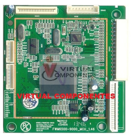 Placa Mp3-mcu Fwm9000 Philips 48-33f900030000