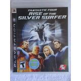 Fantastic Four Rise Of The Silver Surfer Ps3 M Fisica *frete