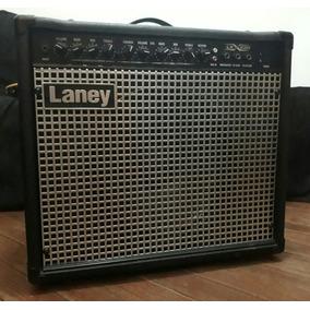 Super! Amplificador Guitarra Laney Lx 65r C/ Footsw Permuto