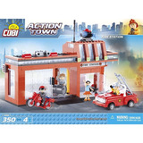 Cobi Action Town Fire Station 350pcs 14660