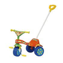 Cocoricó-triciclo Prime Multibrink 1480