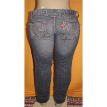 Calça Jeans Feminina Marca Denúncia Tam.38 C/strech 250