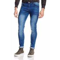 Lote De 4 Jeans Skinny Varias Marcas Envio Gratis