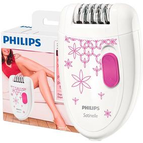 Depilador Feminino Eletrico Philips Satinelle Hp6419/30