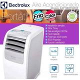 Aire Acondicionado Portátil Frío Calor Electrolux 3000 Frig