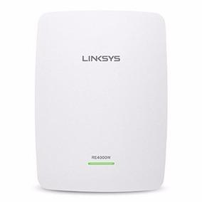 Repetidor Y Amplificador Wifi Cisco Linksys Re-4000w N 896 @