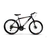 Bicicleta Aro 26 Wny Ultra Freio A Disco 21 Marchas