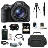 Cámara Digital Sony Cyber-shot Dsc-hx400 (negro) (paquete De