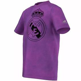 Playera Real Madrid Climalite 16/17 Niño adidas Ay9641