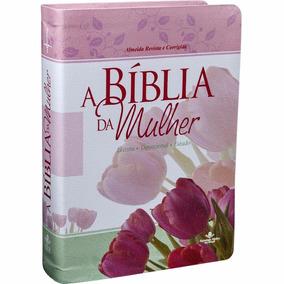 A Bíblia Da Mulher Tulipa Bíblia De Estudo Feminina Sbb Rc
