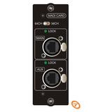 Placa Expansão Interface Soundcraft Si Cat5 Novo + Nota Fisc